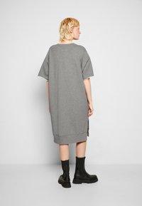 MM6 Maison Margiela - DRESS - Day dress - grey - 3