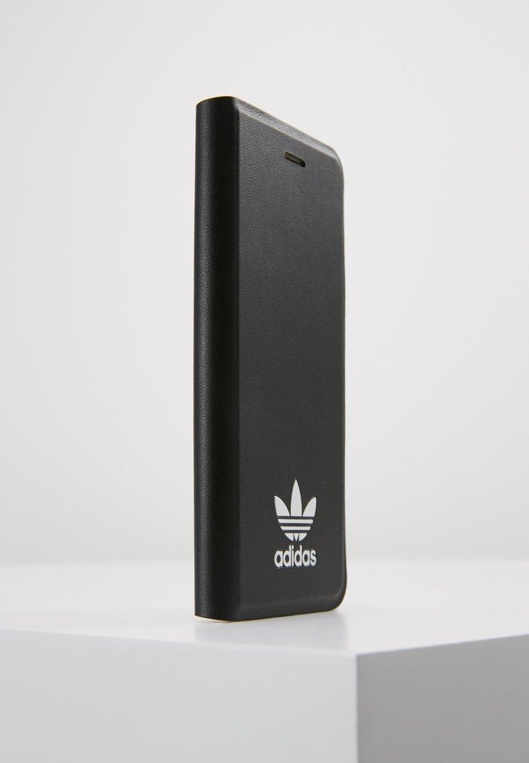 Adidas Originals Booklet Case Iphone - Etui Na Telefon Black/white