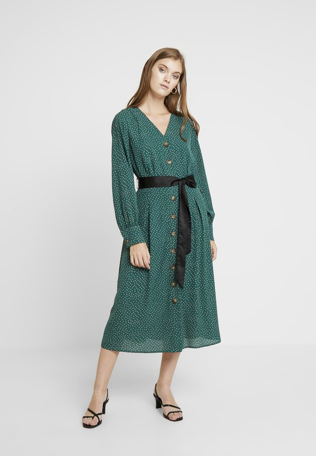 JASSYLC DRESS - Shirt dress - sea green
