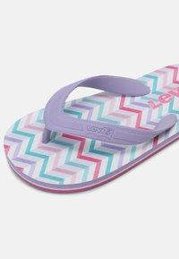 Levi's® - SOUTH BEACH UNISEX - Pool shoes - lilac - 6