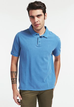 REGULAR - Polo - himmelblau