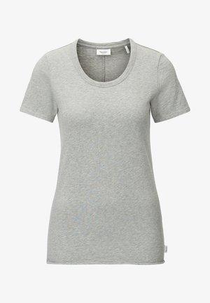 HALFSLEEVE - T-shirts - stone melange