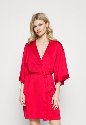 KIMONO - Dressing gown - red