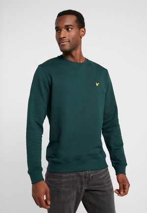 CREW NECK - Sweater - green