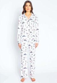 PJ Salvage - Pyjamas - off-white - 0