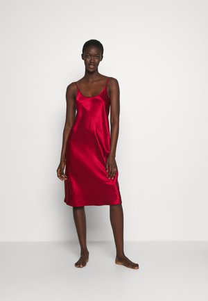 NIGHTGOWN UNDER KNEE - Nightie - red tango