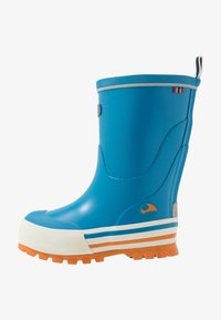 Viking - JOLLY - Botas de agua - blue/orange - 1