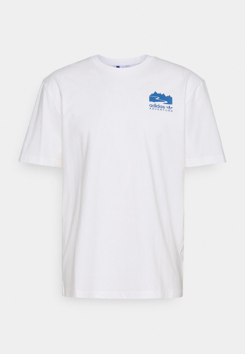 adidas Originals - FLMOUNT TEE - Print T-shirt - cloud white