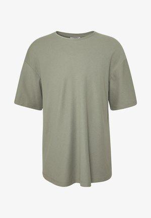 JPRBLA JOE TEE CREW NECK  - T-shirt basic - agave green