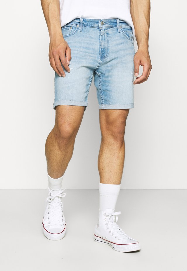 Shorts di jeans - light clean