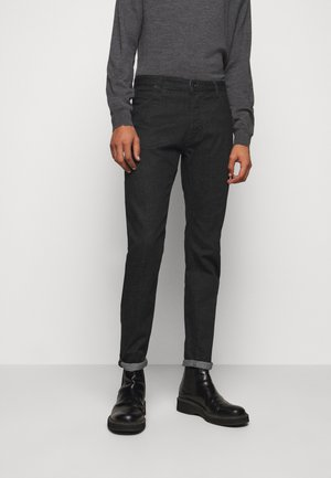 Jeansy Slim Fit - grey