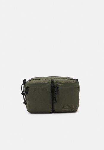 NYLON BUM BAG - Gürteltasche - army