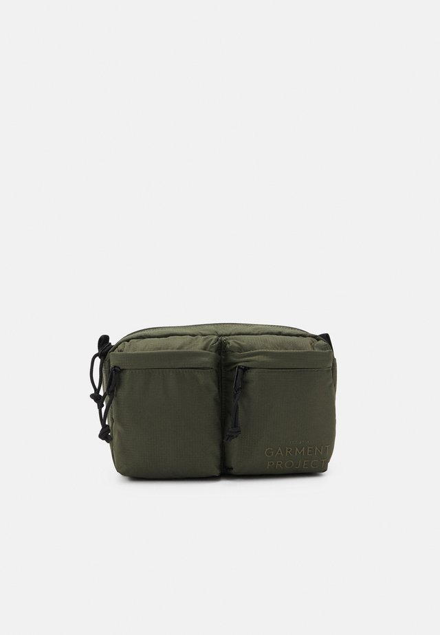 NYLON BUM BAG - Heuptas - army