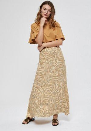 NIMA  - A-line skirt - prairie sand pr