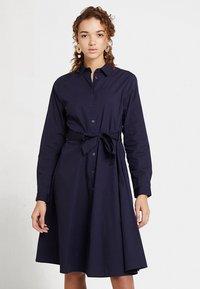 ICHI - SARAH  - Shirt dress - navy - 0