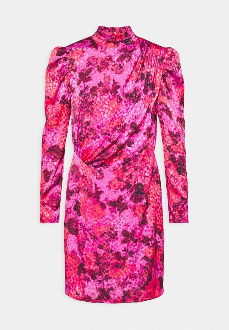 Hope & Ivy Tall - FRANCESCA - Koktejlové šaty/ šaty na párty - pink