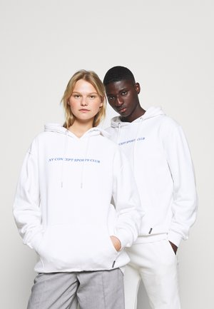 UNISEX HOLA HOOD - Sweater - white