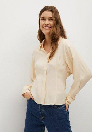 ROYK - Button-down blouse - écru