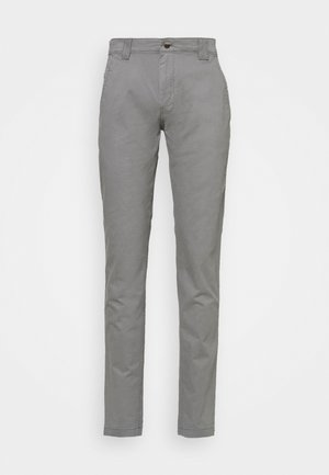 SCANTON PANT - Chinosy - grey