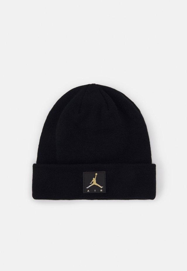 CUFFED BEANIE UNISEX - Mütze - black