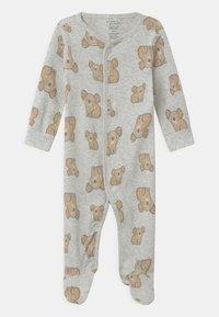 Carter's - SLEEP PLAY UNISEX - Sleep suit - mottled grey - 0