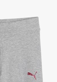 Puma - ALPHA - Leggings - Trousers - light gray heather - 4