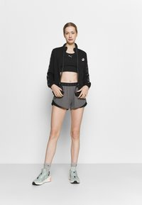 Under Armour - PLAY UP SHORTS 3.0 - Sports shorts - carbon heather - 1