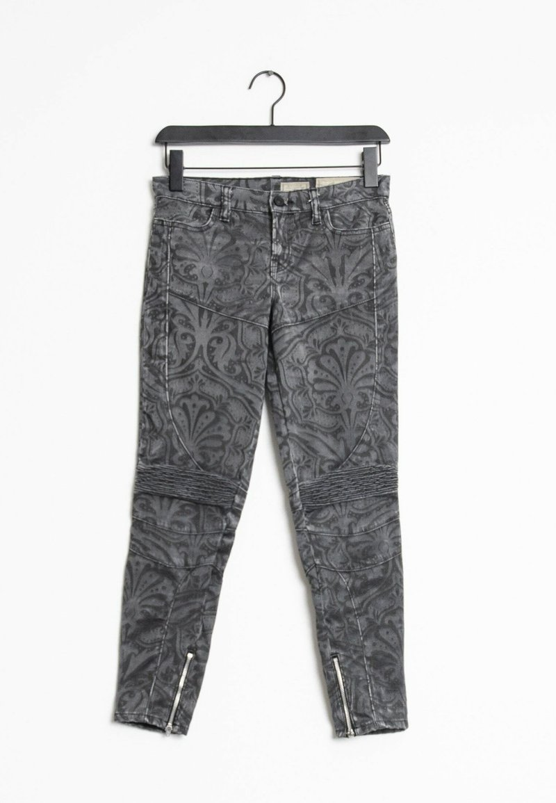 AllSaints - Relaxed fit jeans - grey