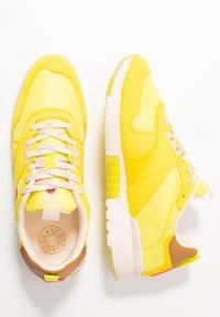 Scotch & Soda - VIVI  - Sneakers laag - limelight/multicolor - 1