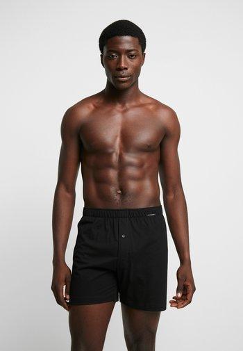 2 PACK - Boxer shorts - dark blue/black