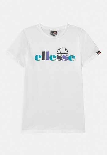 CORVIST - Print T-shirt - white