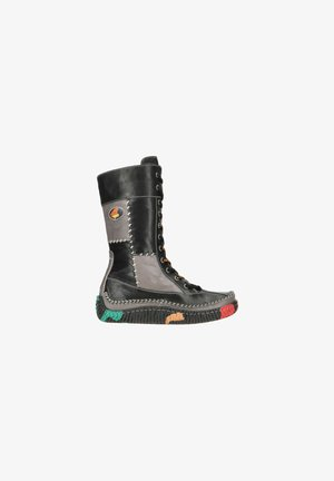 EJECT NEWJECT  - Boots - black  grey