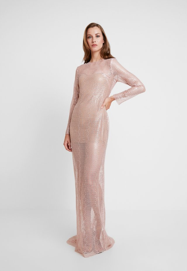 MALIKA DRESS - Gallakjole - pink