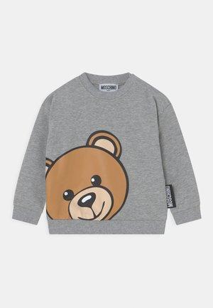 UNISEX - Sweater - grey melange