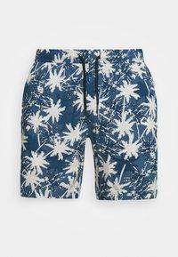 ELIAN - Shorts - dark denim