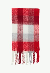 s.Oliver - Scarf - dark red check - 3