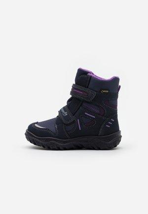 HUSKY - Winter boots - blau/lila