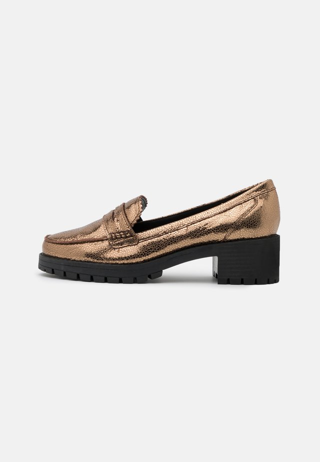 GLINTTS - Loafers - bronze
