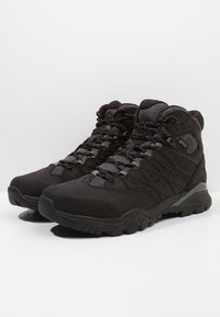 The North Face - HIKE II GTX  - Hiking shoes - black/graphite - 2