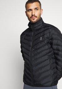 Haglöfs - Winter jacket - true black - 3