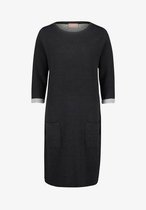 Day dress - schwarz/grau