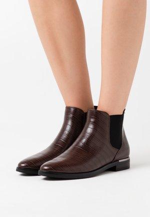 ELCHE - Ankle boots - dark brown