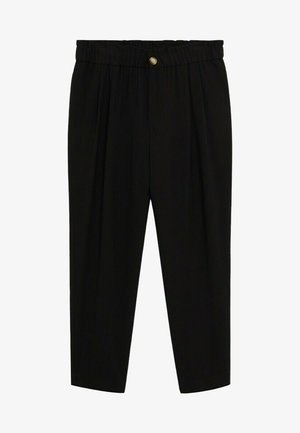KENIA - Trousers - schwarz
