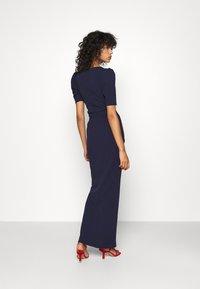 Sista Glam - Długa sukienka - navy - 2