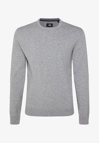 blended light grey