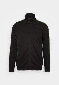 PS Paul Smith - ZIP TRACK  - Zip-up hoodie - black - 0