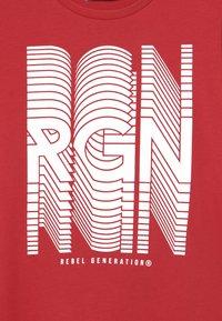 Re-Gen - TEEN BOYS SET - Camiseta estampada - tomato puree - 3