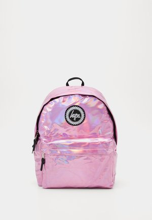 BACKPACK HOLOGRAPHIC - Rucksack - pink