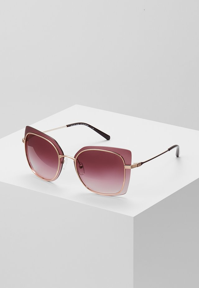 PHUKET - Gafas de sol - shiny rose gold-coloured