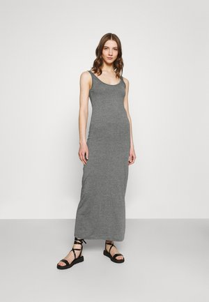 Maxi šaty - medium grey melange